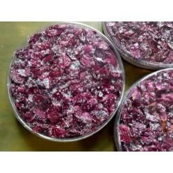 Roses mélange : pétales cristallisés